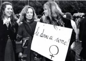 """""""le donne ci sono"""""""